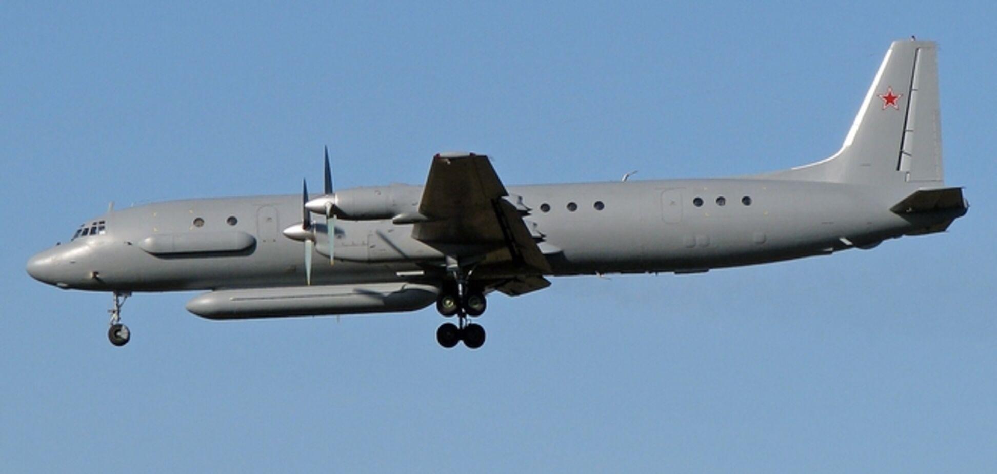 Истребители НАТО перехватили российский самолет над Балтикой
