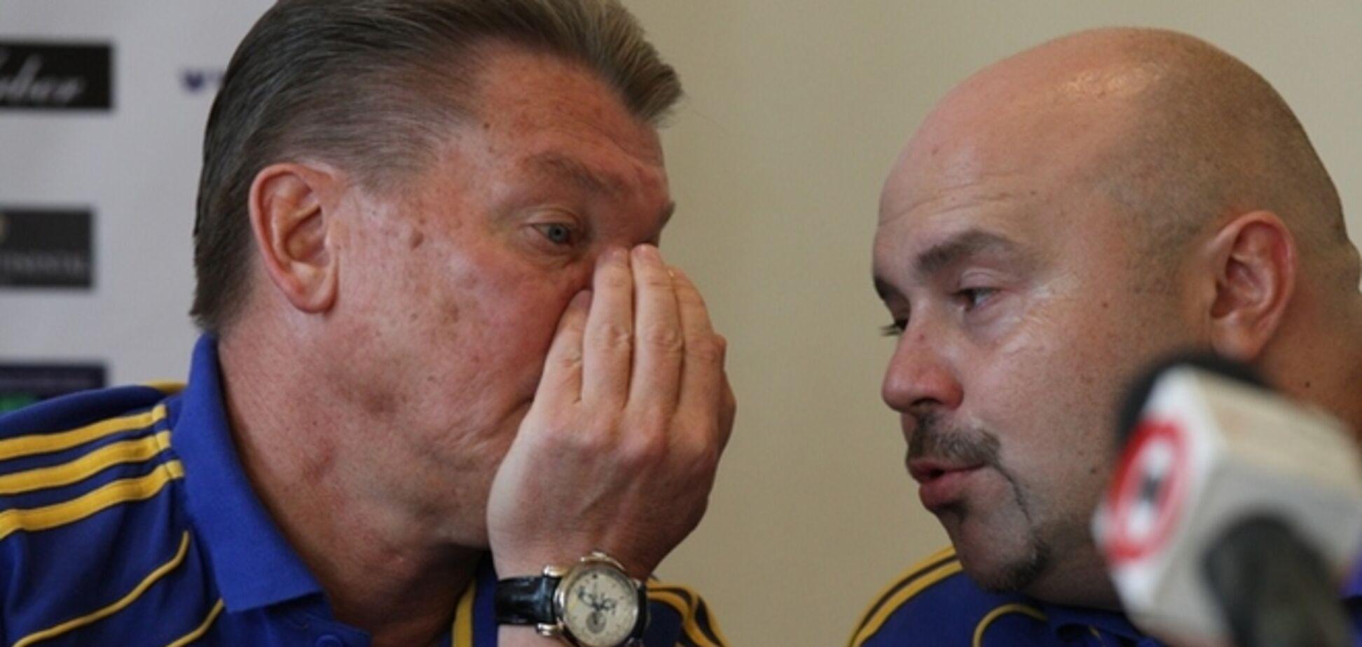 Журналіст розповів, як врятував Блохіна від грандіозного скандалу