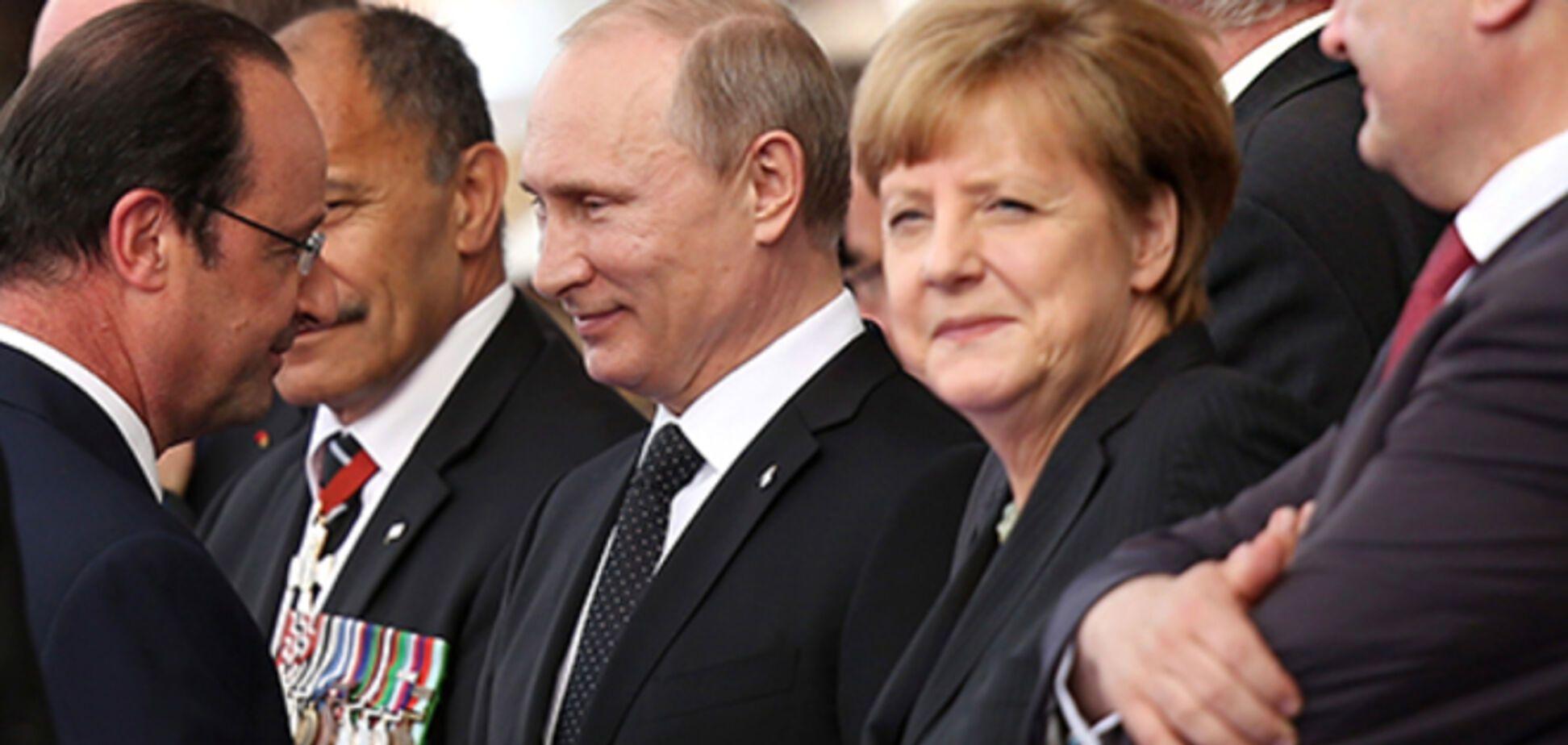 Главный вопрос четырехстороннего саммита в Минске: сколько территорий Донбасса получат путинские террористы - СМИ
