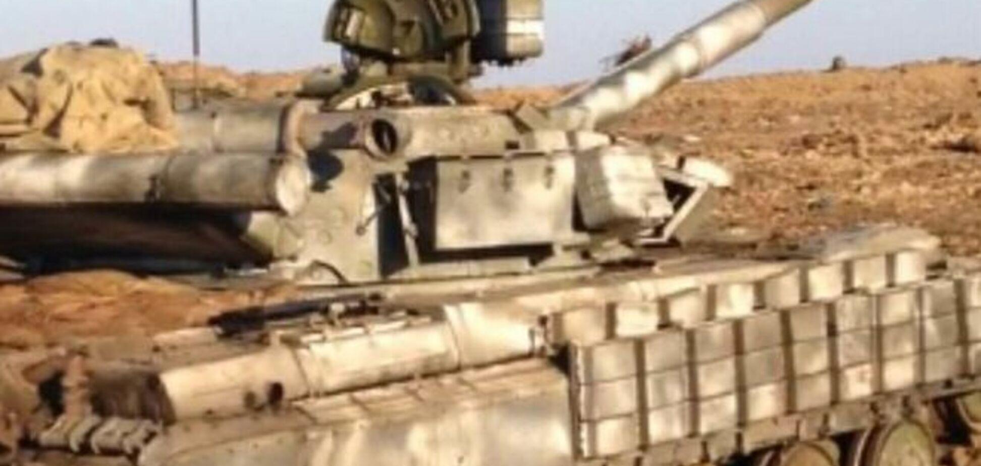 Спецподразделение 'Тесла' вышло из-под Дебальцево, уничтожив российский танк: опубликовано фото и видео