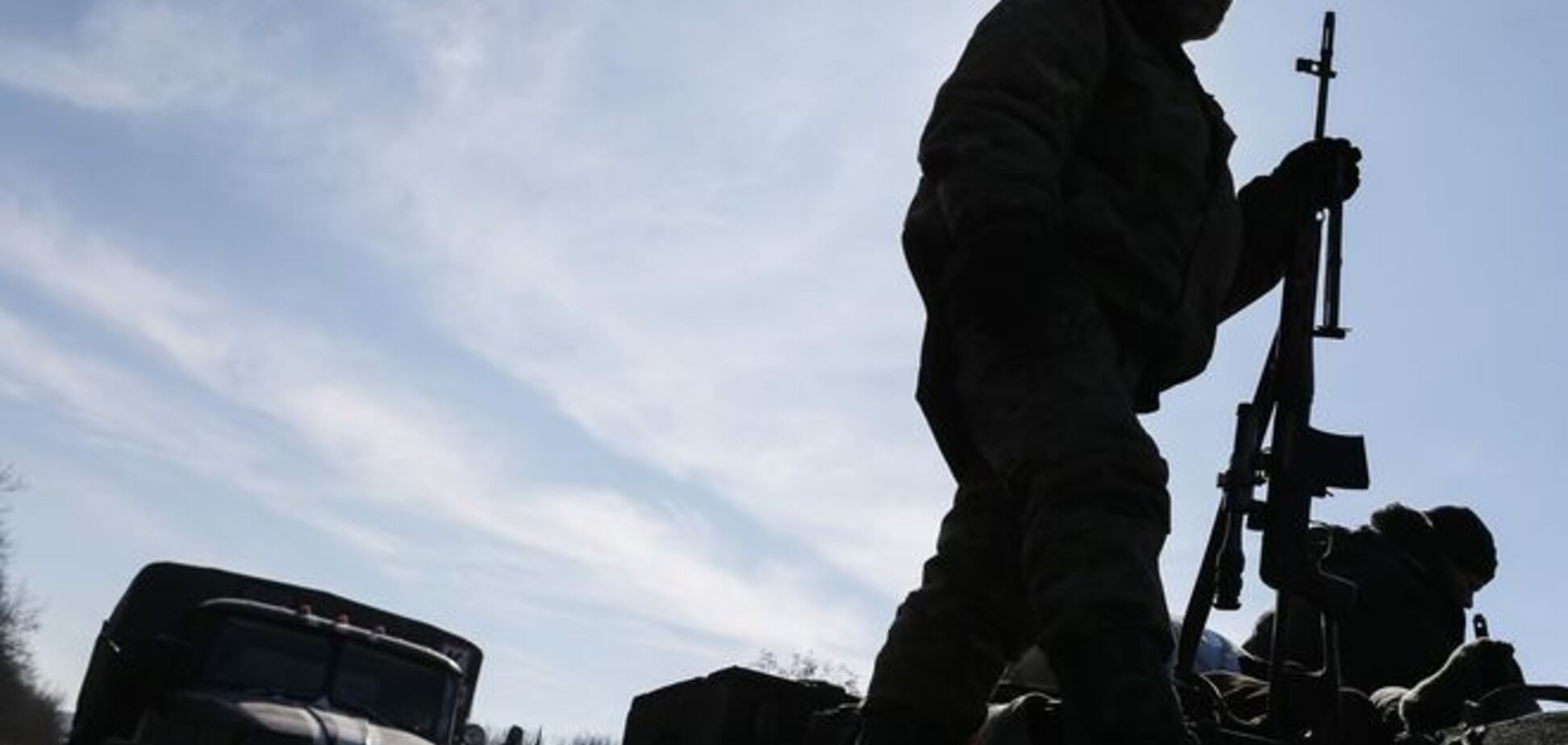 Террористы захватили еще один населенный пункт на Луганщине