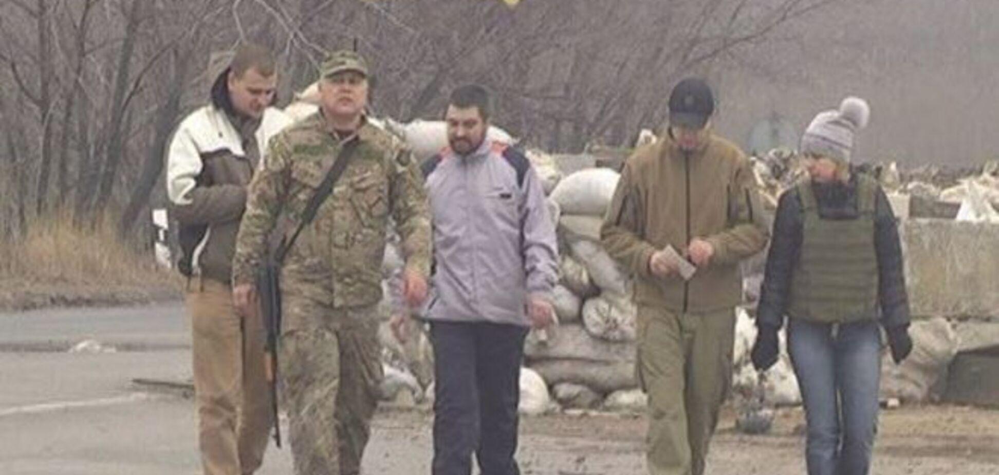 Из плена боевиков 'ДНР' освободили 14 украинцев