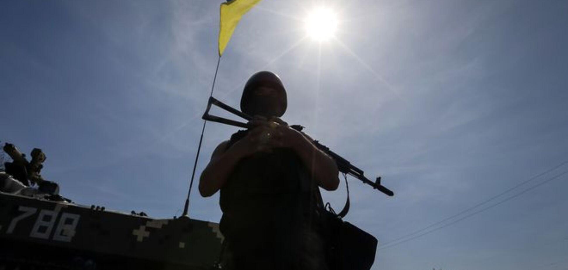 В Днепропетровск доставили двух погибших бойцов АТО