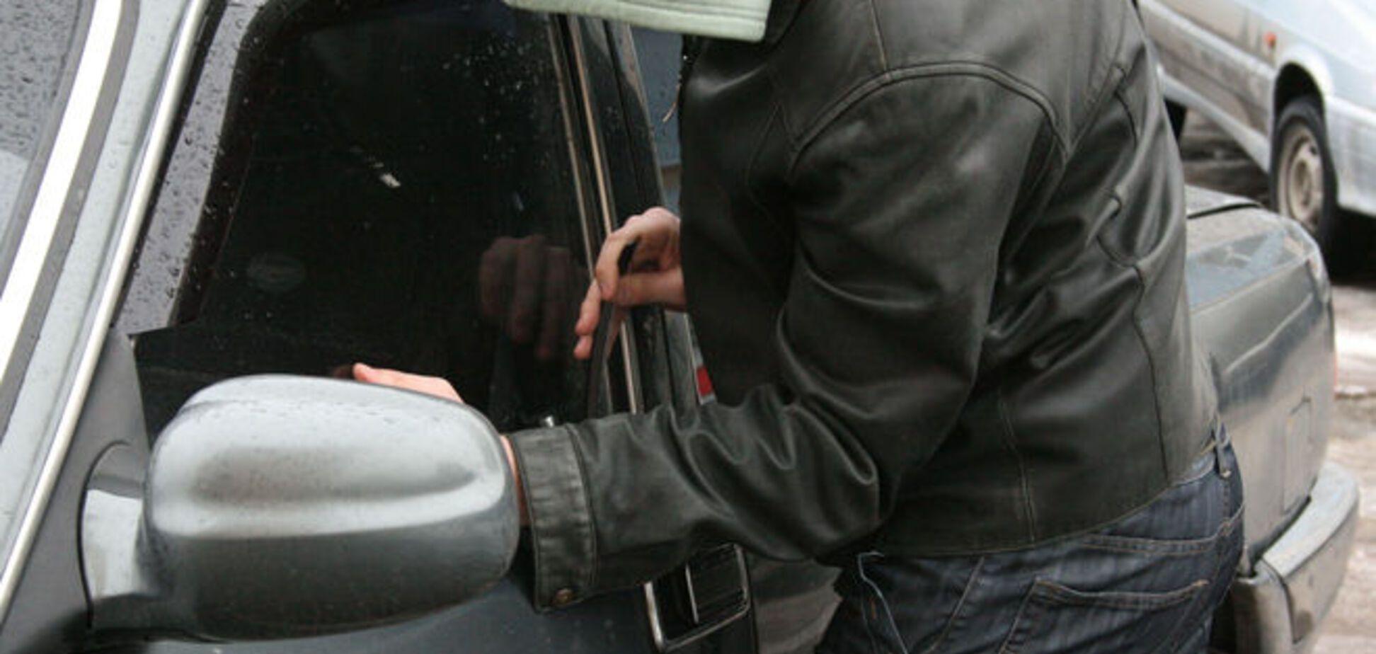 Какие автомобили в Киеве угоняют чаще всего