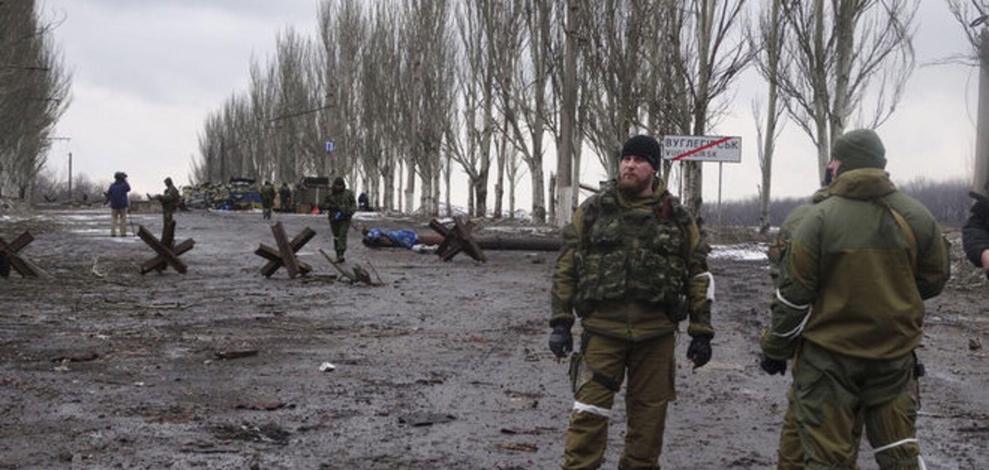 Боевики создали три мощные ударные группы на Донбассе