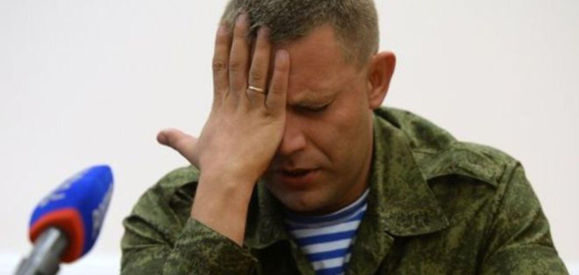 Боевики уличили своего 'мэра' Новоазовска в хищении гуманитарной помощи