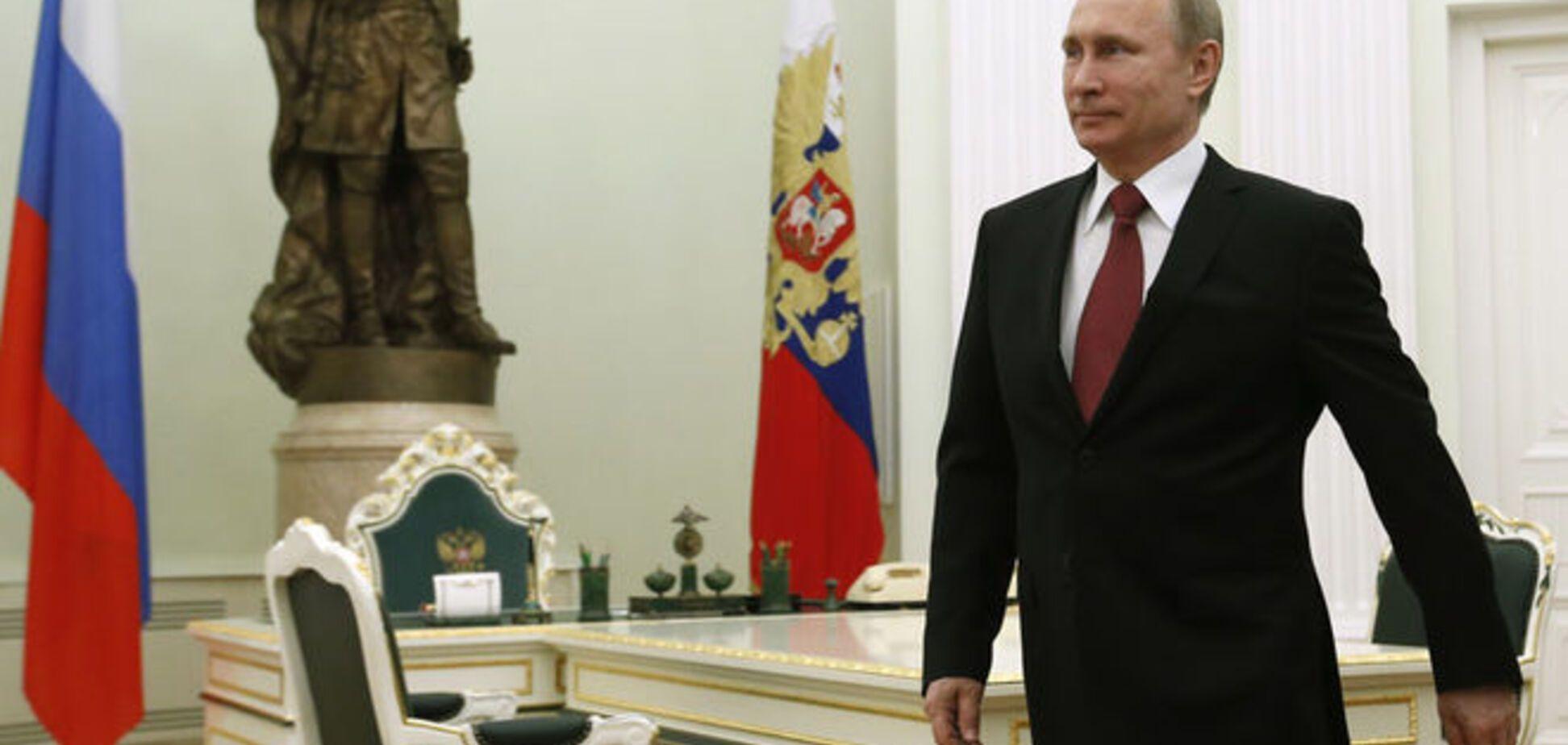 В Евросоюзе заинтересовались признанием Путина в аннексии Крыма