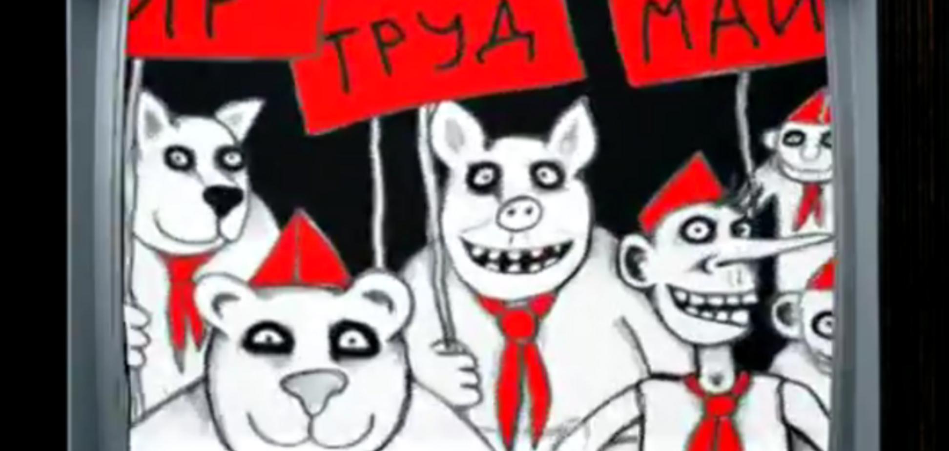 'Хто ви? Ідіть на * ер, ми вас не знаємо!' Відеоманіфест проти російської пропаганди підірвав соцмережі