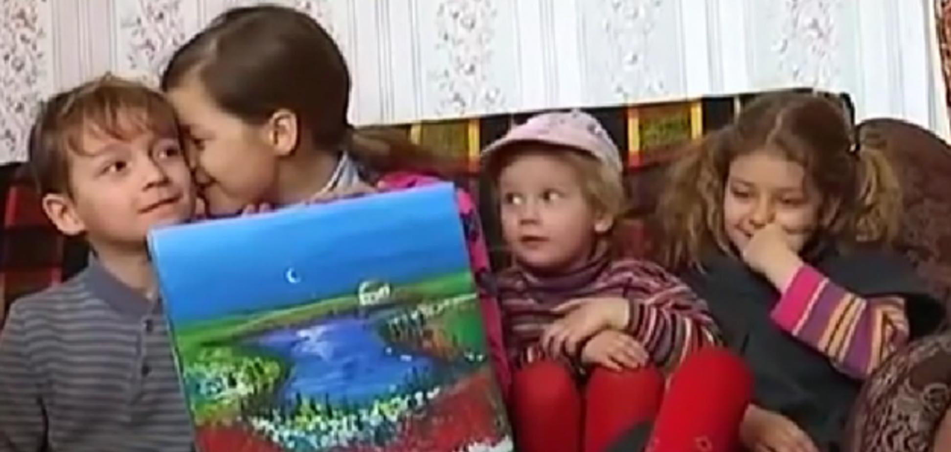 Многодетная семья из России сбежала на Прикарпатье от преследований ФСБ: отец воюет за Украину