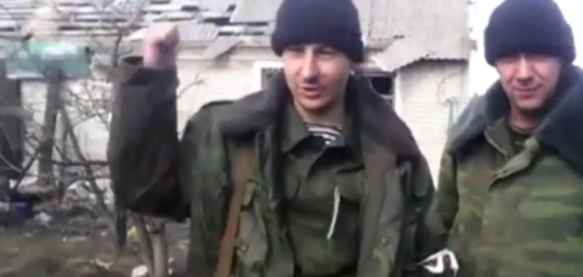 Российские 'освободители', атаковавшие Дебальцево, угрожают превратить Киев в 'разбитую деревню': видеофакт