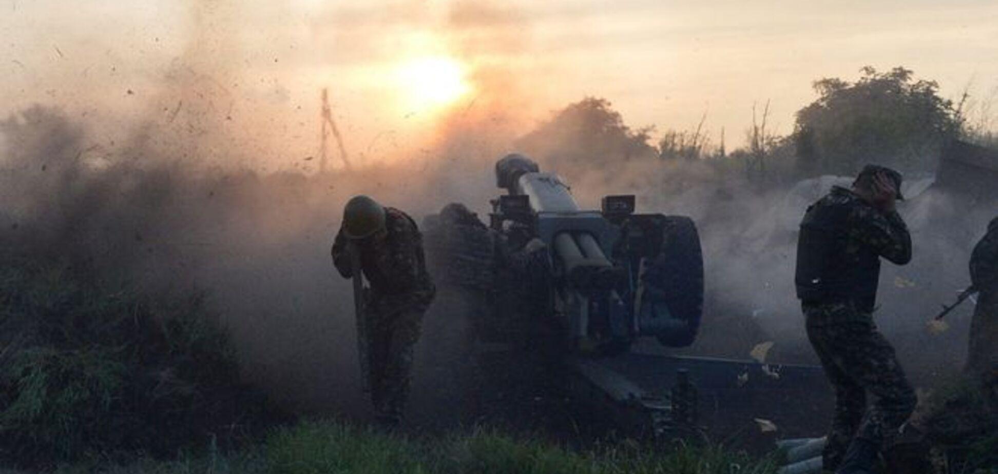 Террористы после 10 марта готовят полномасштабное наступление по всему фронту - 'Азов'