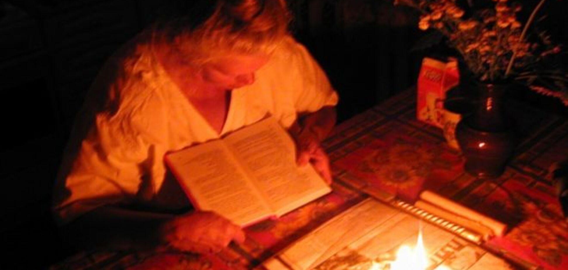 Жители северных районов Луганщины остались без электричества