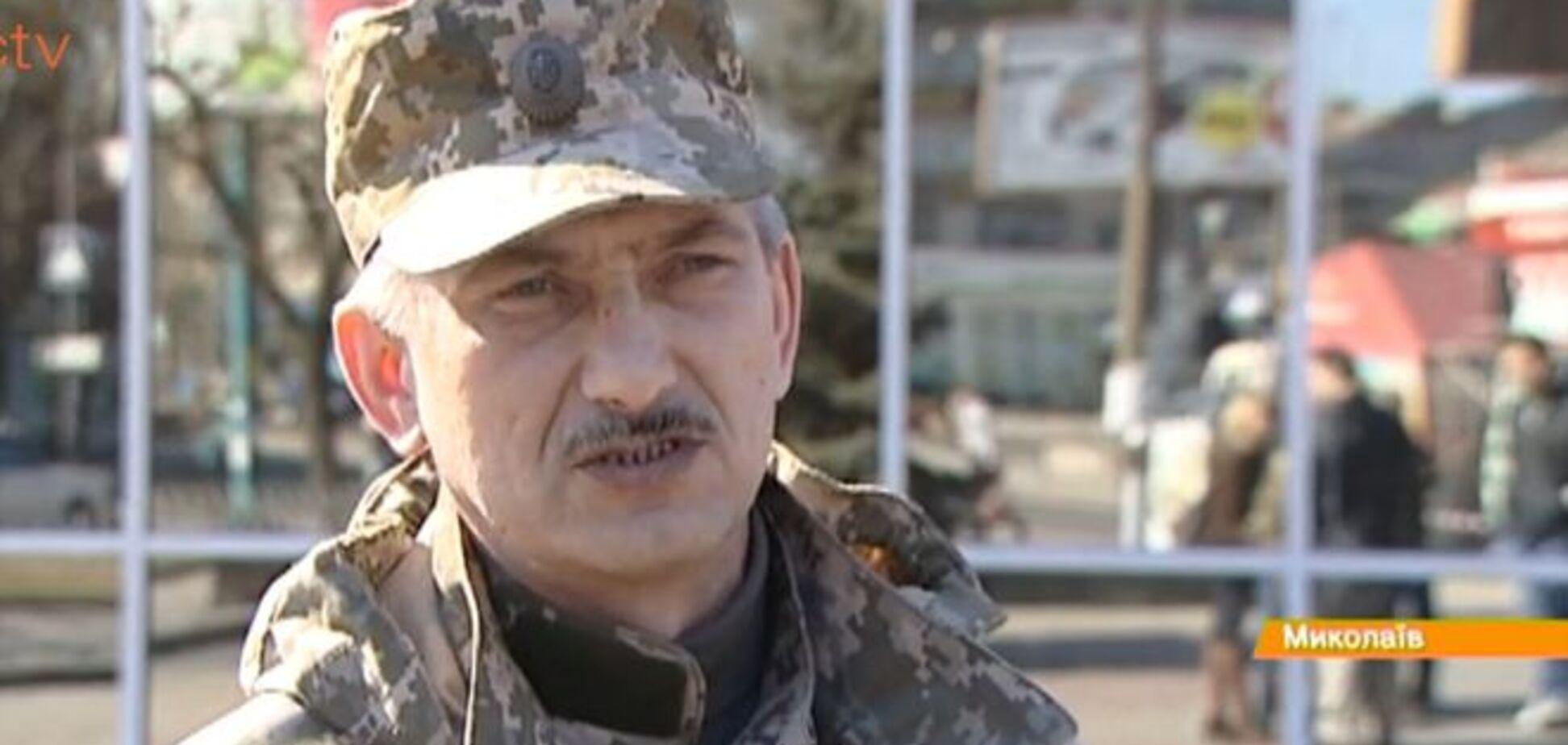 В Николаеве бойцов АТО не пустили в кафе, чтобы 'не нервировали людей'