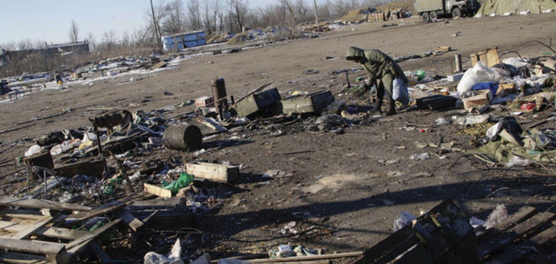 Боевики активизировались на донецком направлении