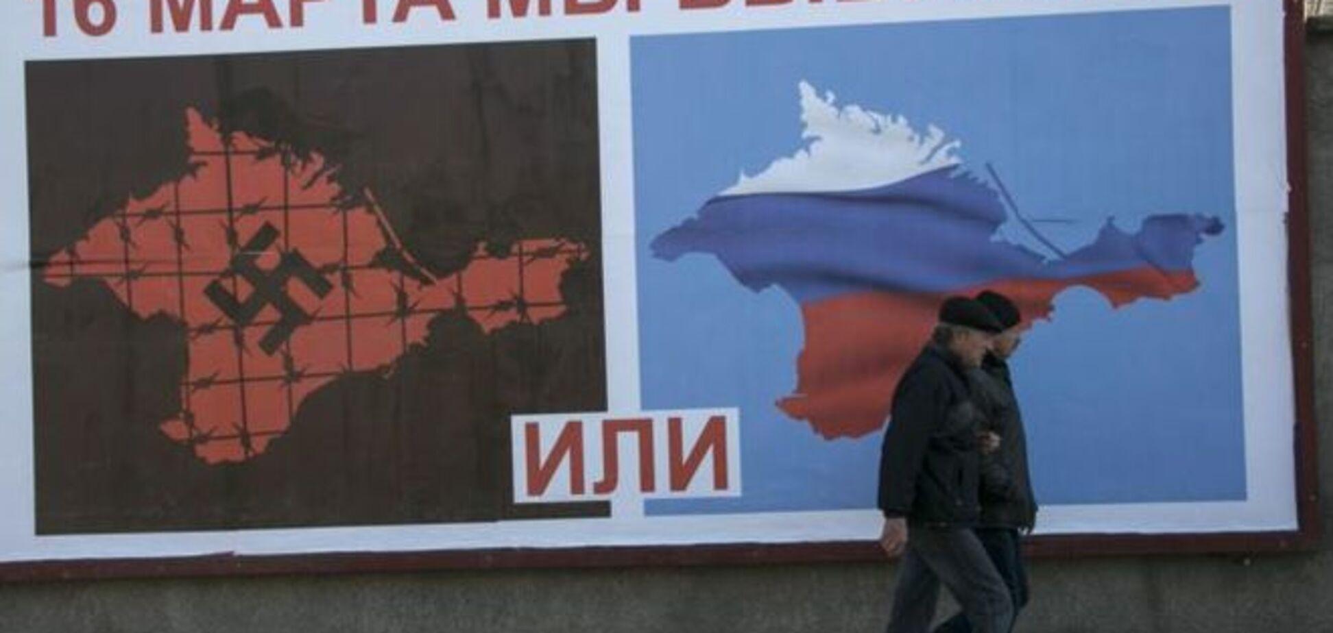 Крымчане пожаловались Reuters на невыносимую жизнь в оккупационном 'захолустье России'