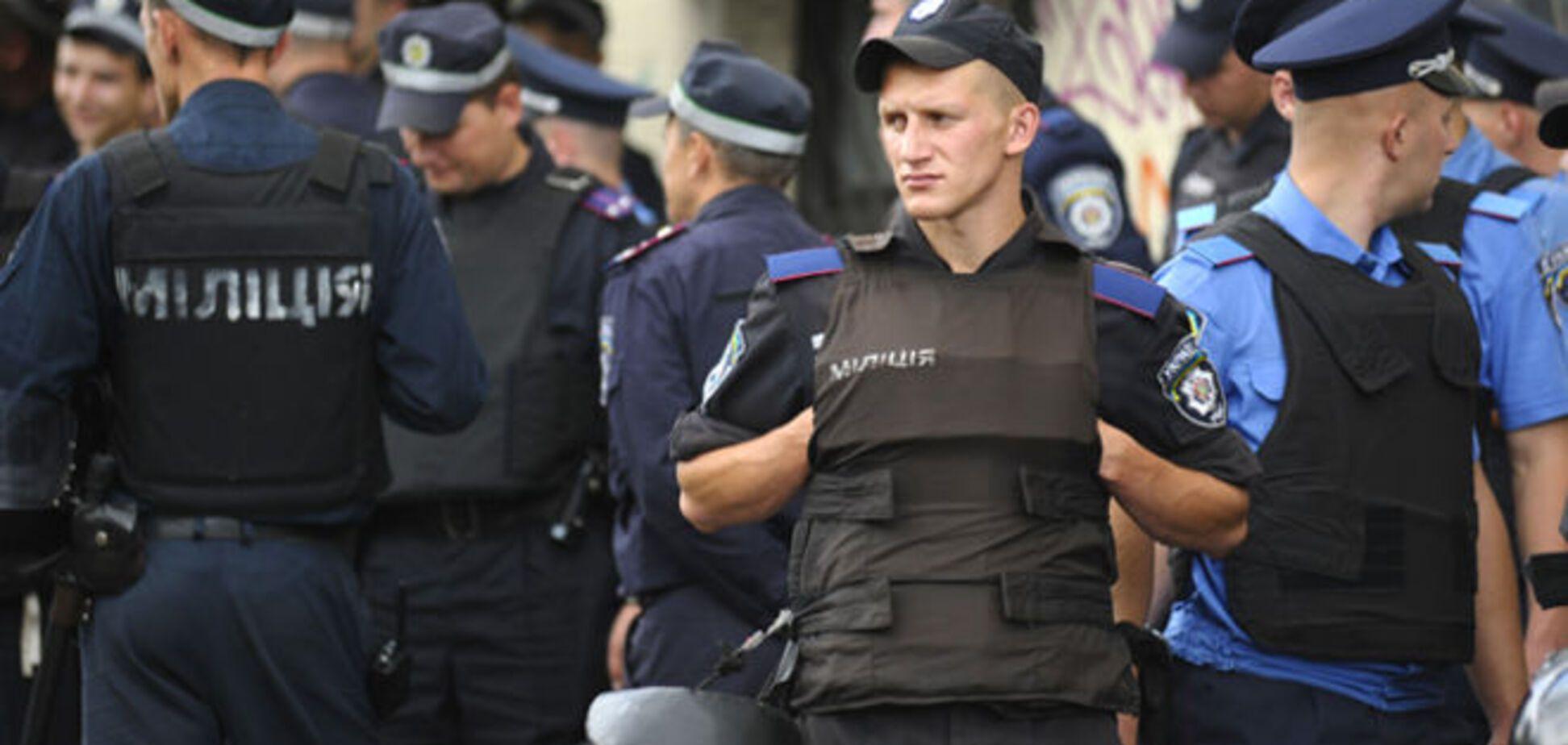 На Ривненщине 200 добытчиков янтаря дрались с 40 милиционерами