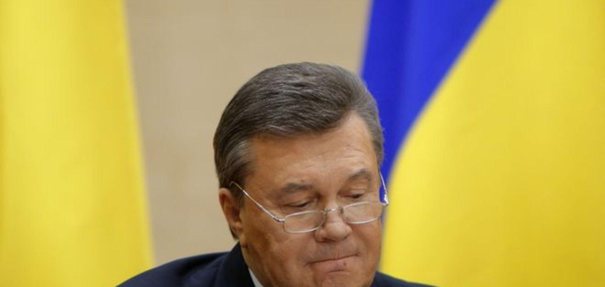 Швейцарский эксперт: Украина может вернуть лишь часть денег Януковича