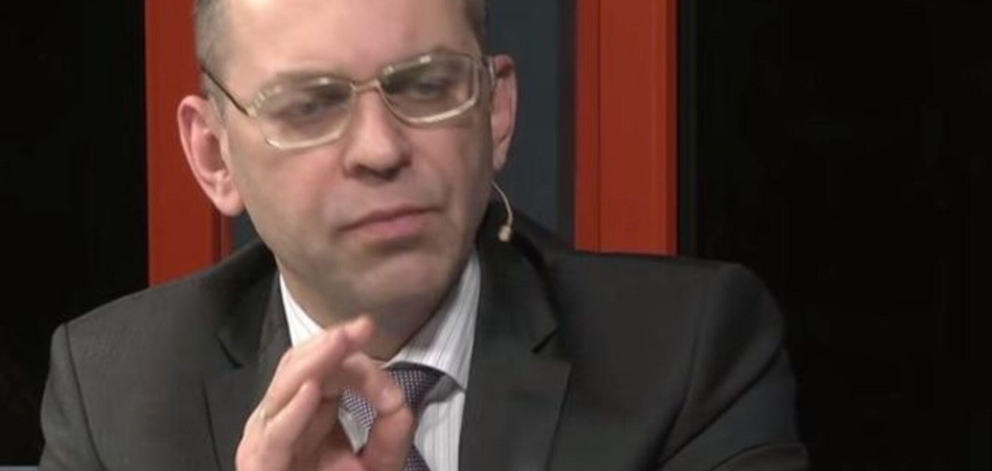 Пашинский рассказал детали скандального назначения своего сына