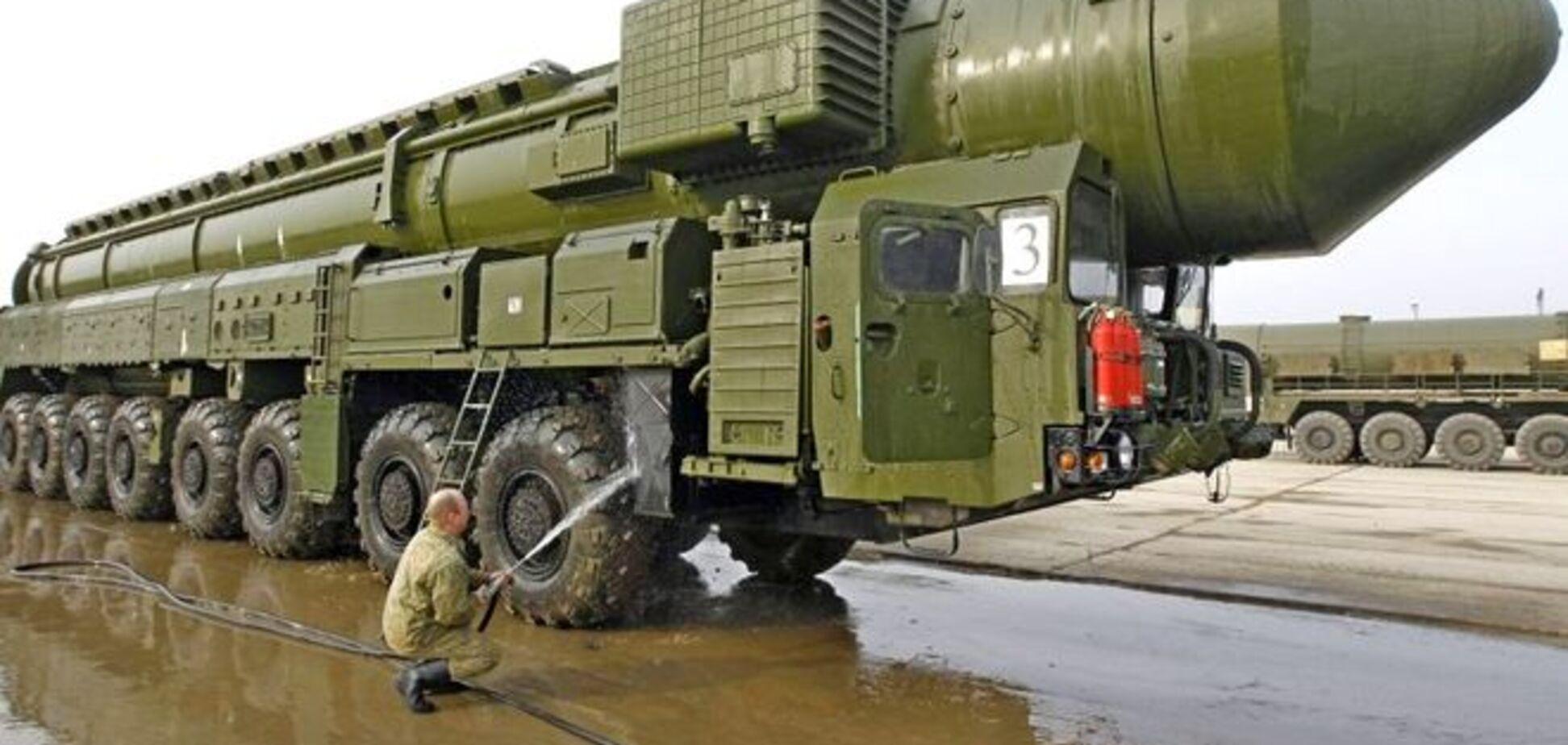 Украина осудила намерения России разместить в Крыму ядерное оружие