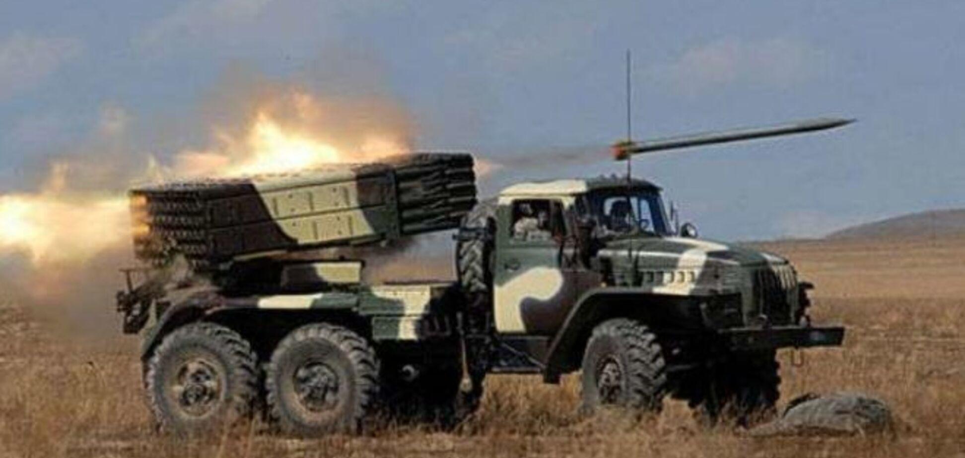 Боевики формируют на Мариупольском направлении 'мощный артиллерийский кулак'