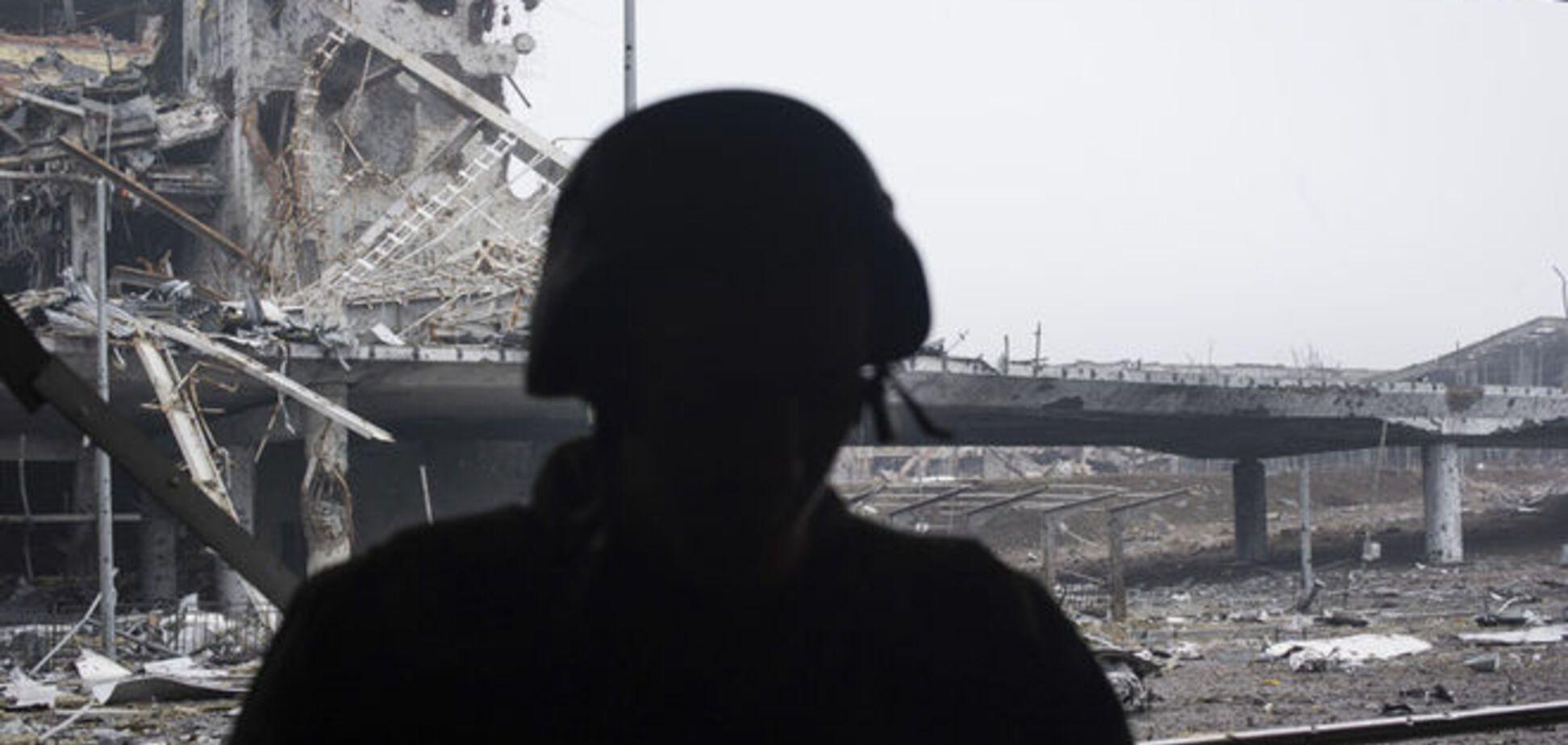 Террористы проведут поиски тел погибших бойцов АТО в аэропорту Донецка
