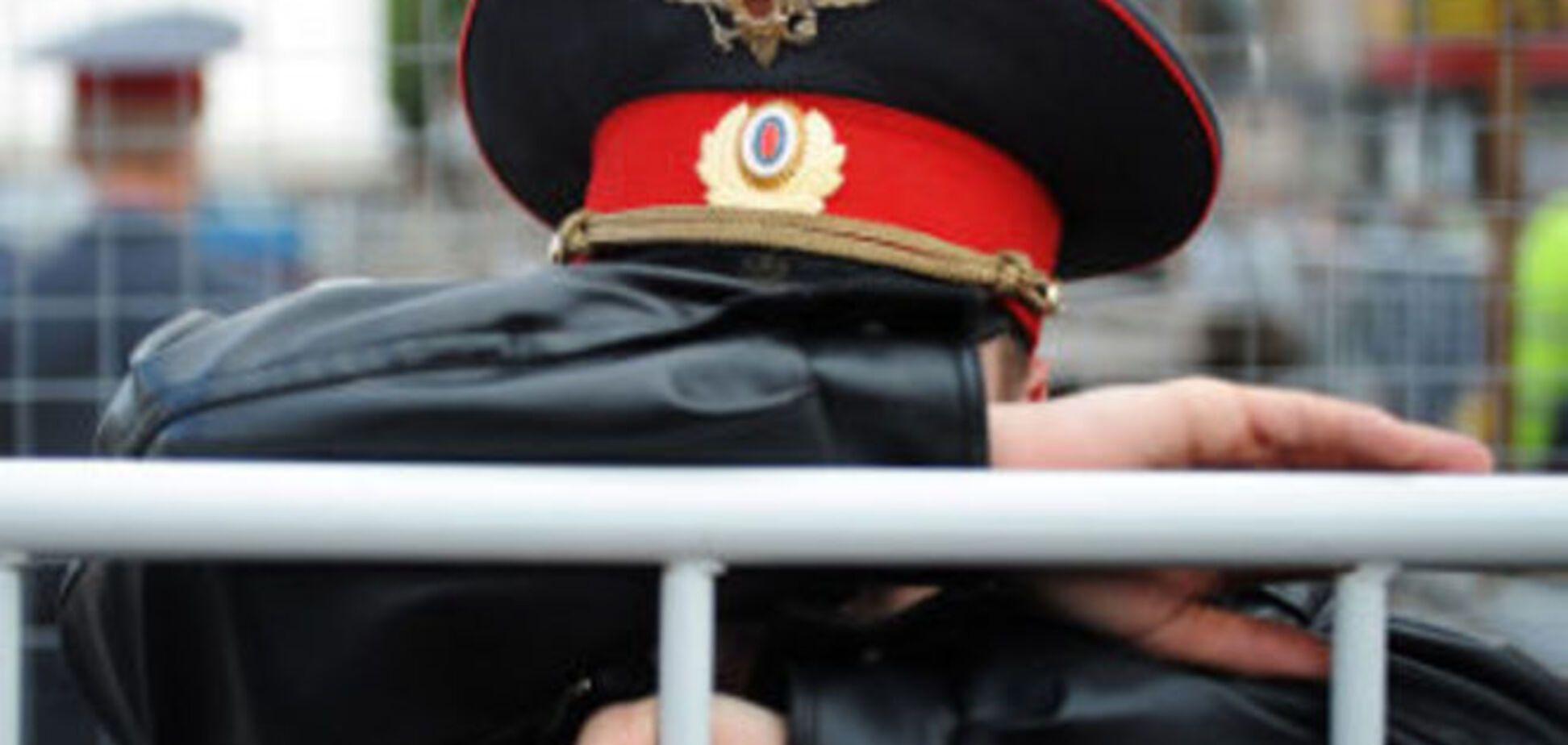 Росіянина без руки, ноги і ока оштрафували за напад на поліцейських