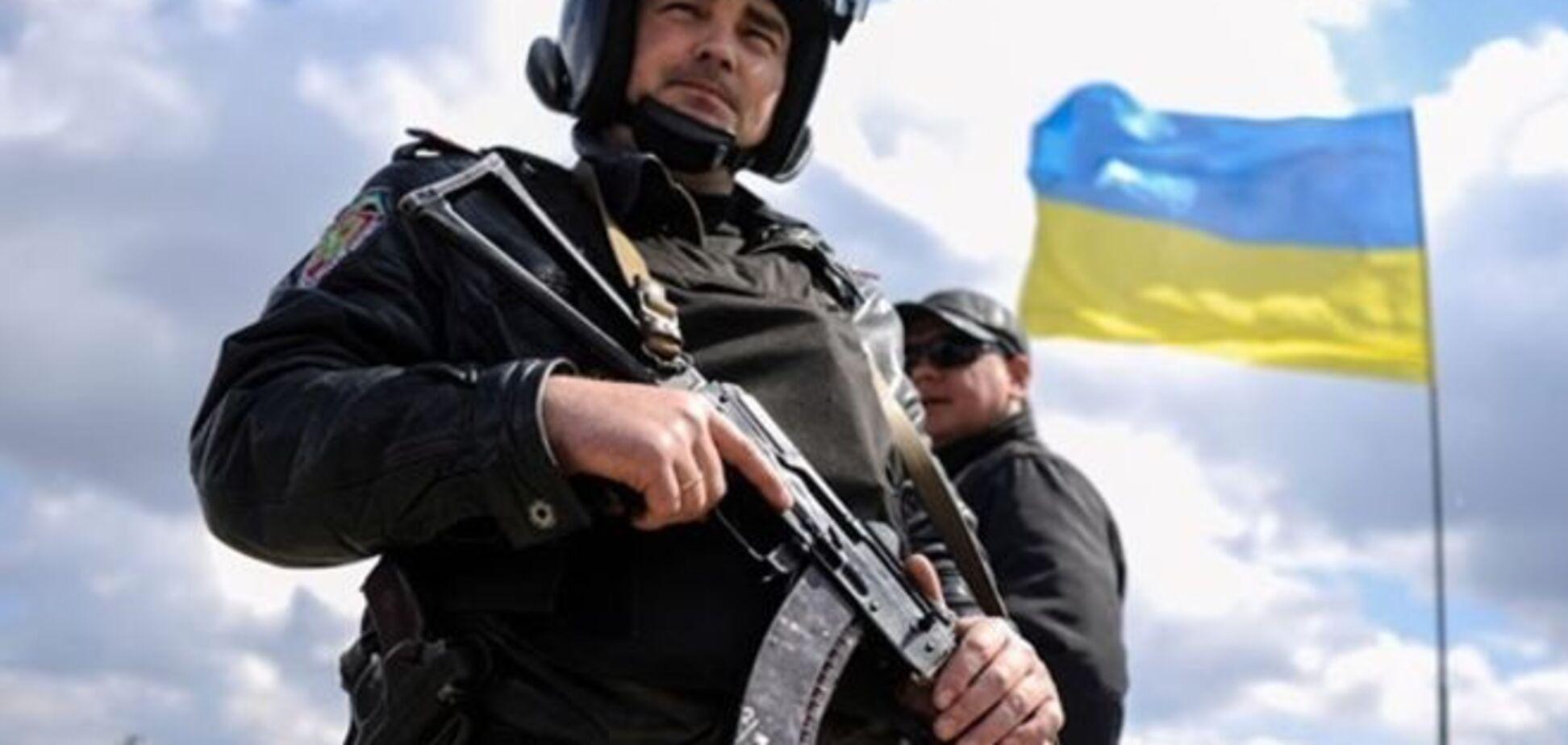 В Мироновском нацгвардейцы нашли склад из тысячи снарядов