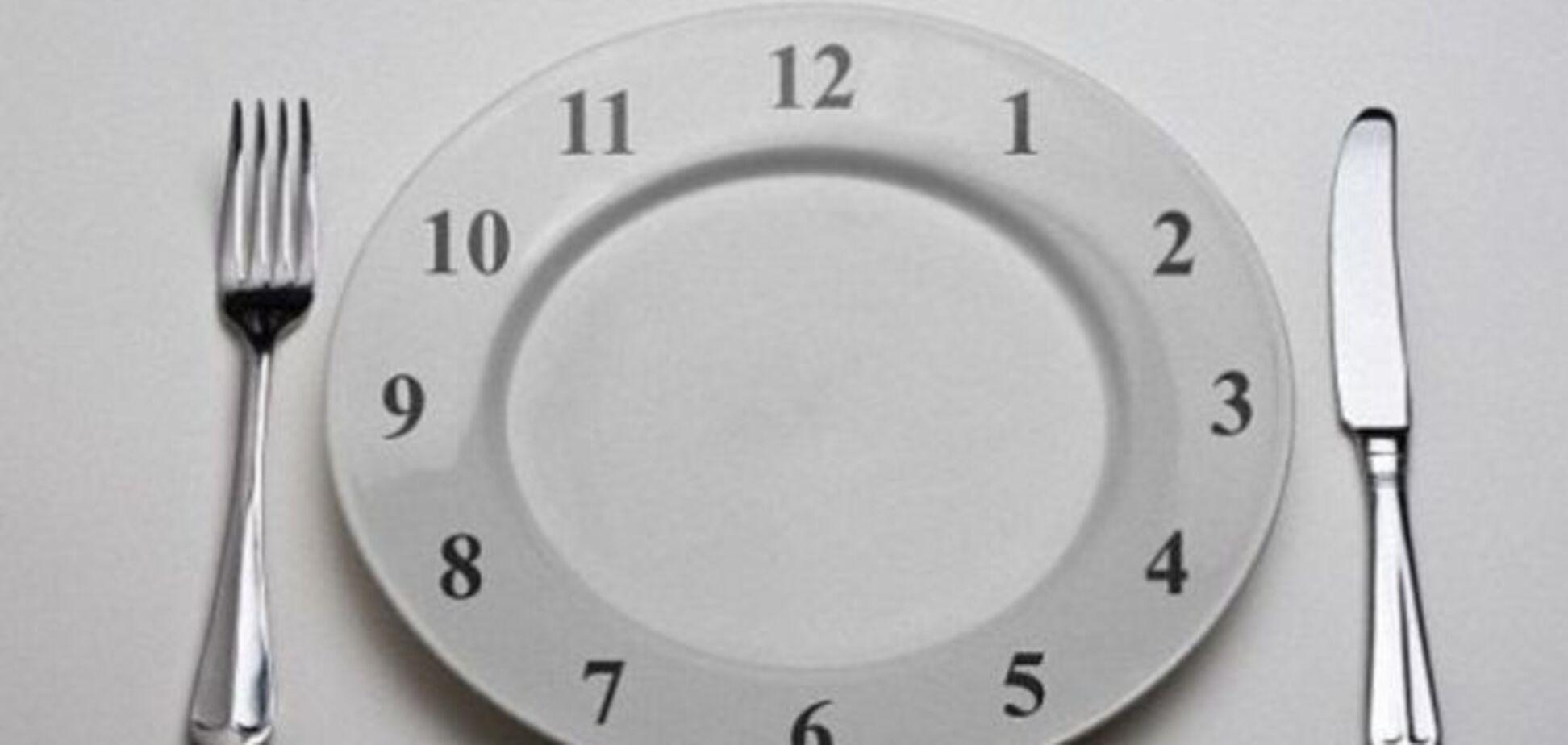 Голодание полезней для здоровья, чем трехразовое питание
