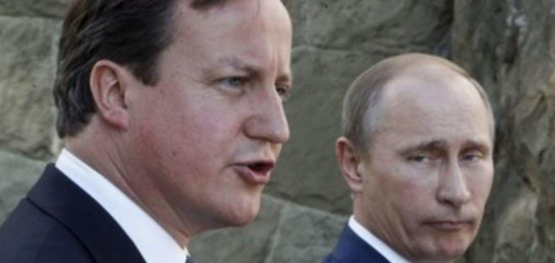 Кэмерон тоже не поедет к Путину на парад Победы
