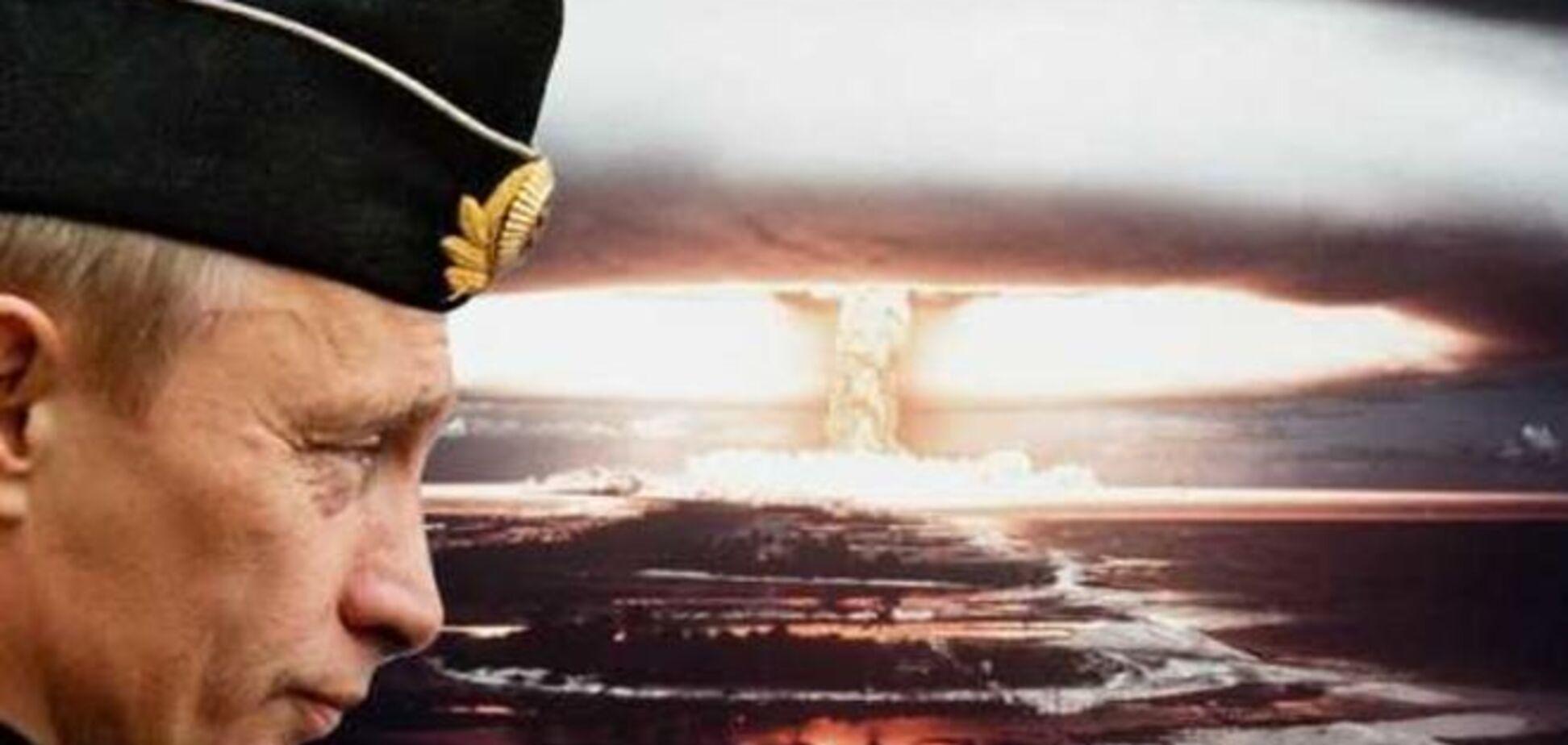 Ядерный аргумент в войне с Украиной. Путин просчитался