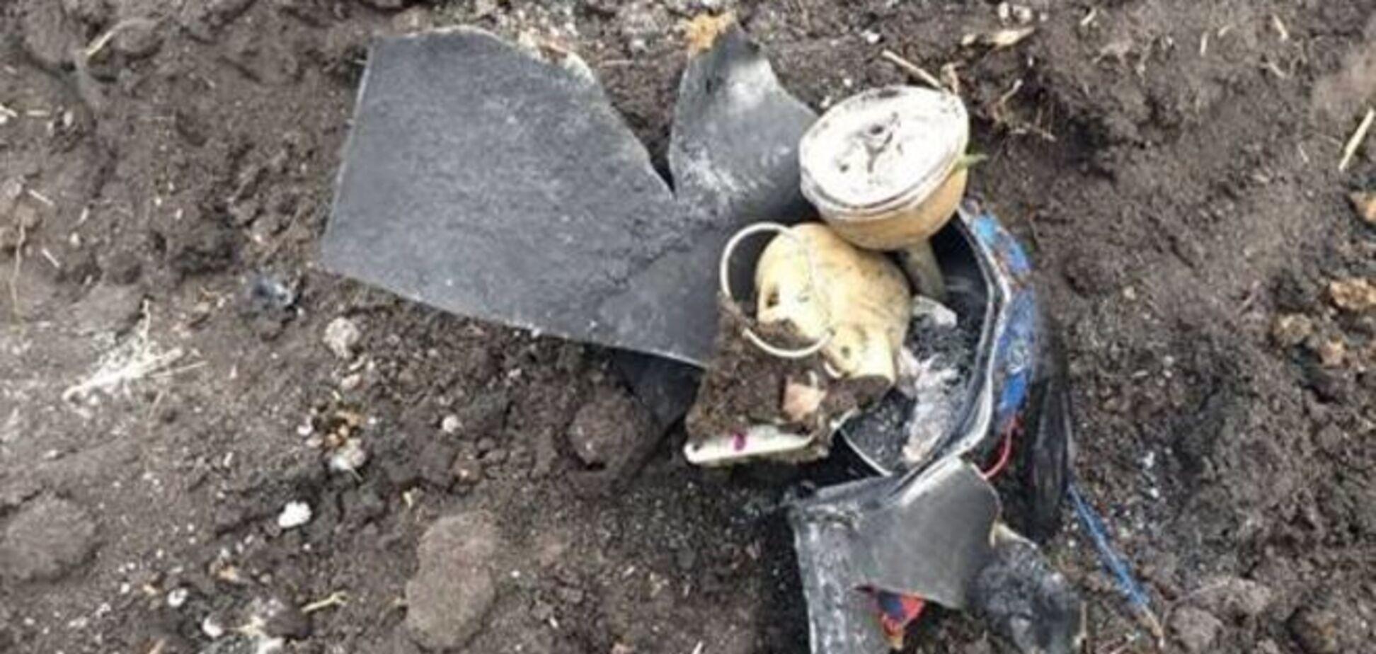 СБУ предотвратила теракт 'Призрака' на трассе Лисичанск-Артемовск: фото с места событий