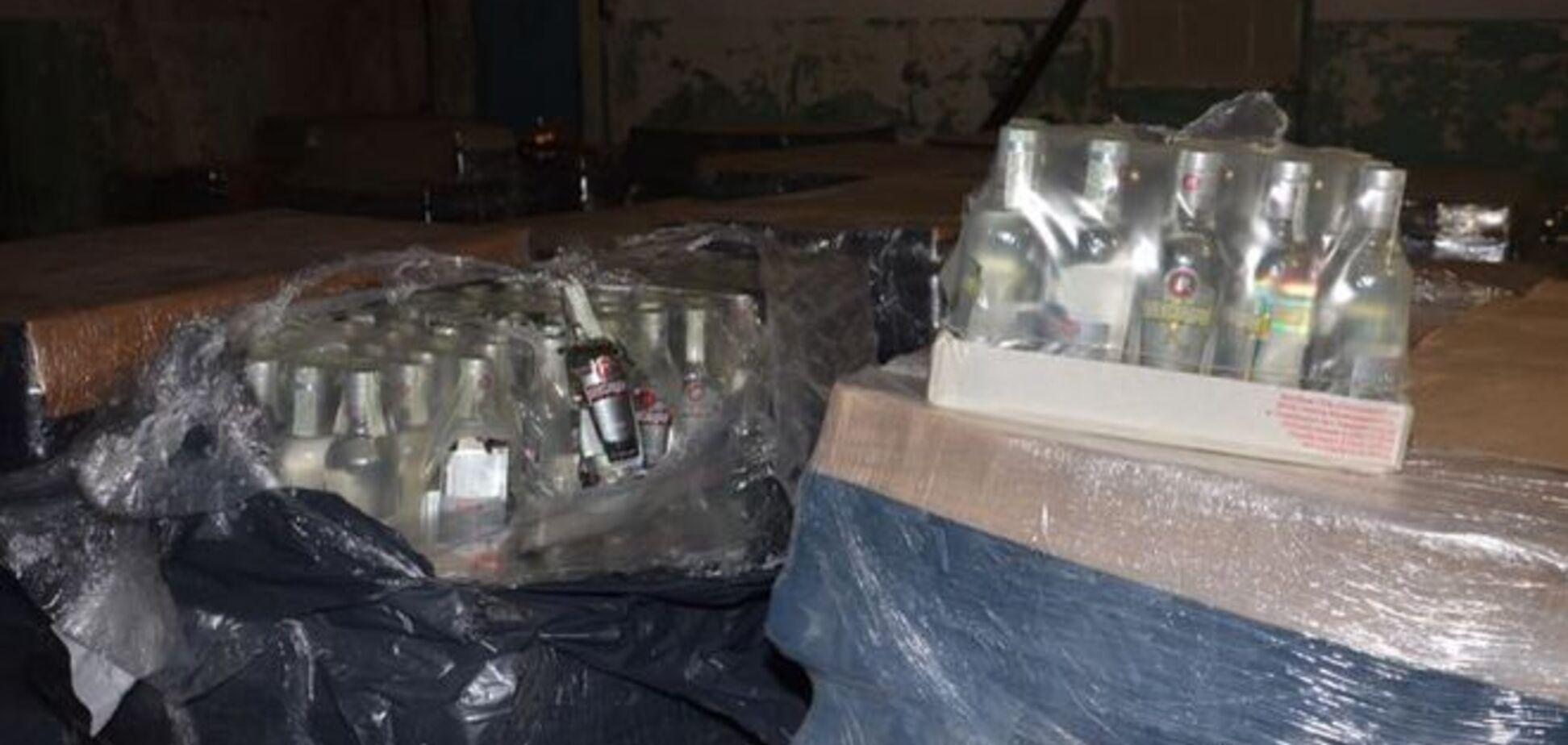 СБУ провела в зоне АТО сразу 4 'водочных' спецоперации: опубликованы фото