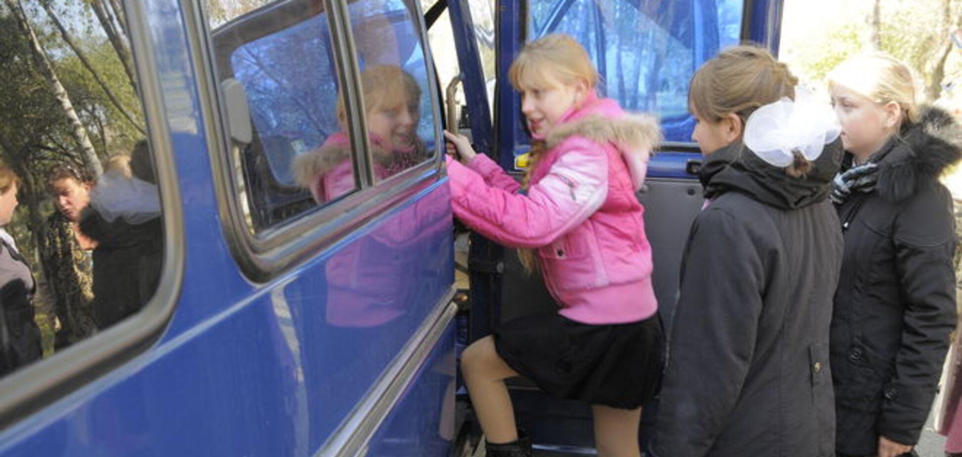 Детей из зоны АТО готовят к вывозу 'на лечение' в Россию – МИД