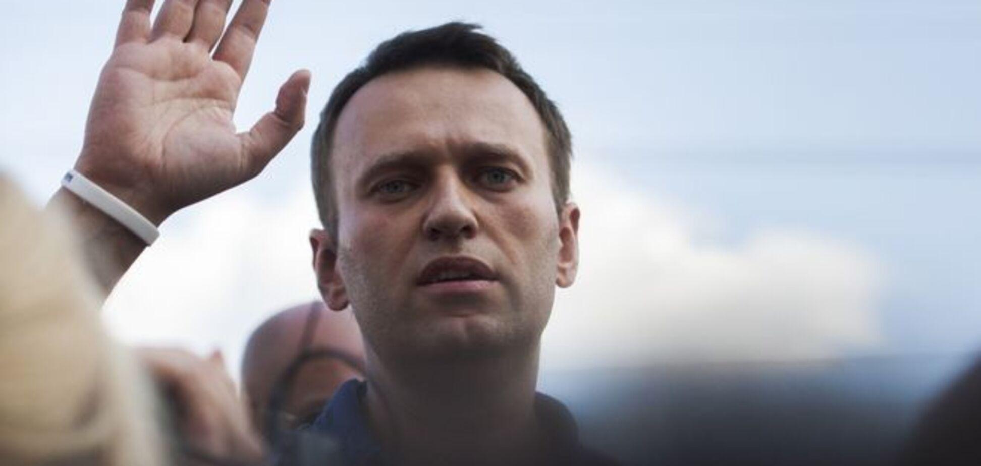 Тюремная служба просит суд отправить Навального в колонию