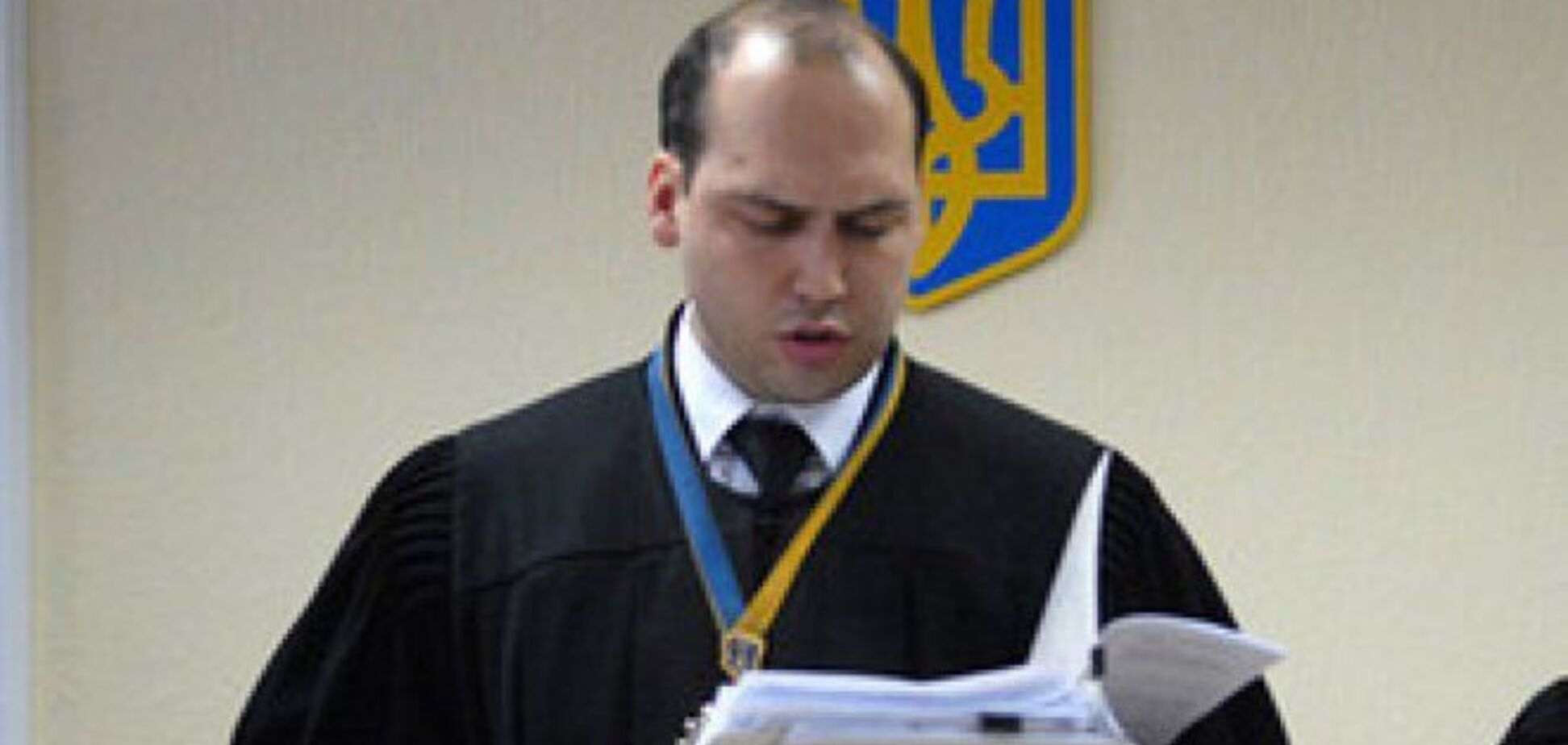 ГПУ открыла дело против судьи Вовка из-за денег экс-министра АПК
