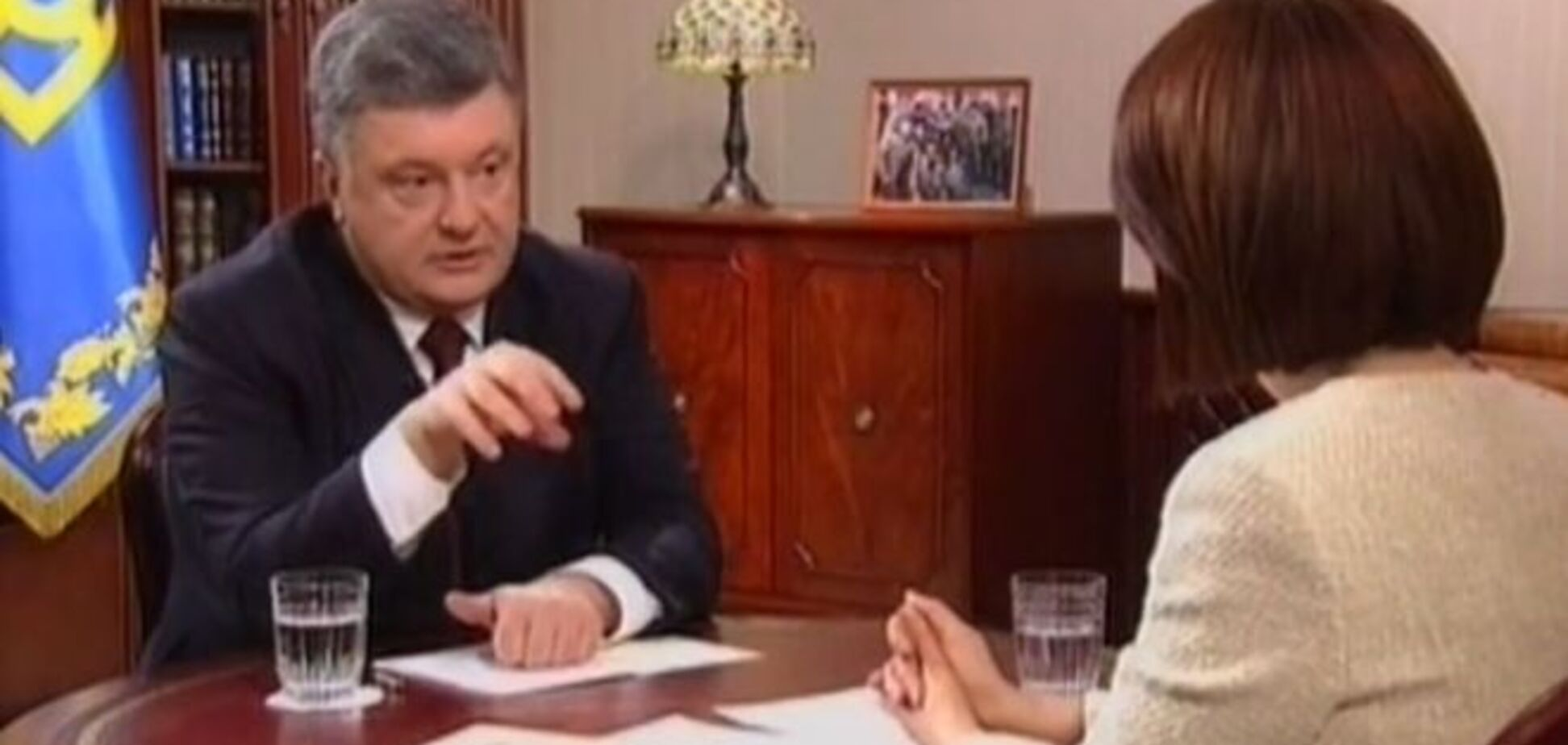 Порошенко о Донбассе, реформах и Roshen: главные тезисы интервью президента
