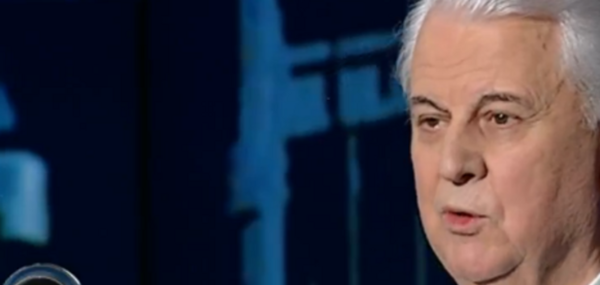 Кравчук рассказал, что Россия зарилась на Крым еще при Ельцине