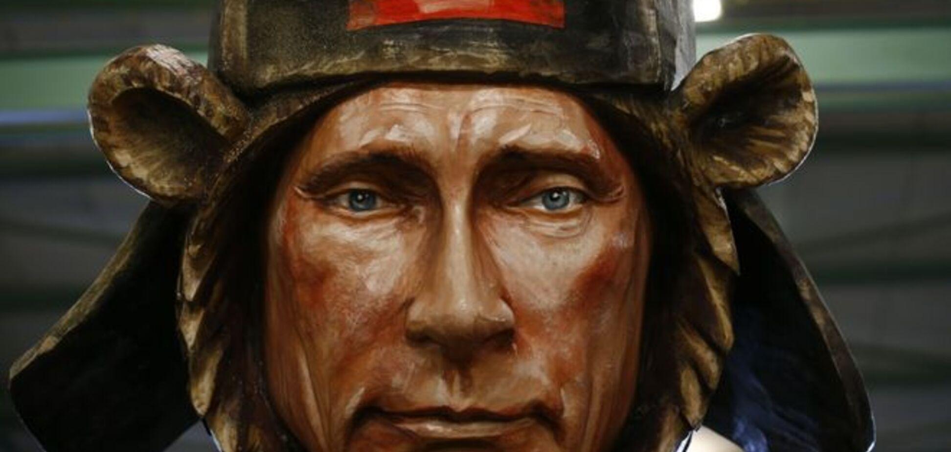 Царь Путин всегда прав