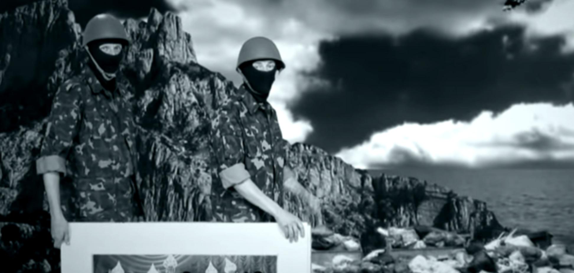 Веселое видео 'Путин умер' покоряет просторы Интернета