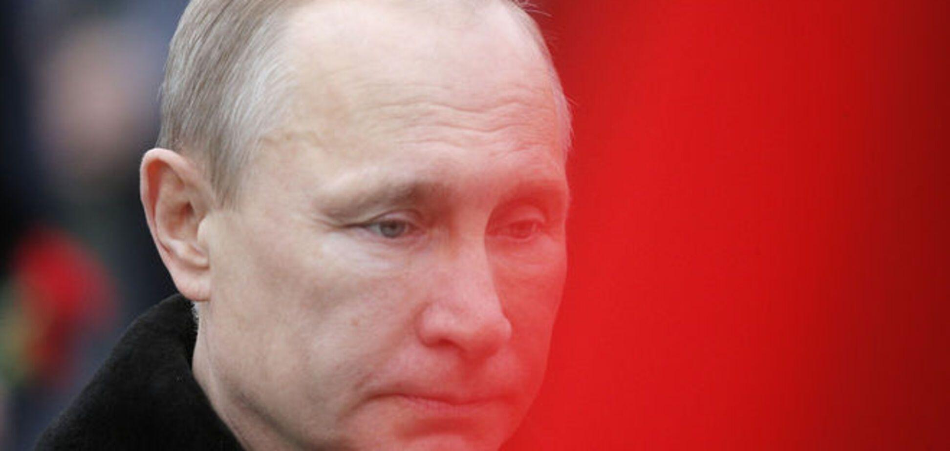 Путин жив, вы умерли
