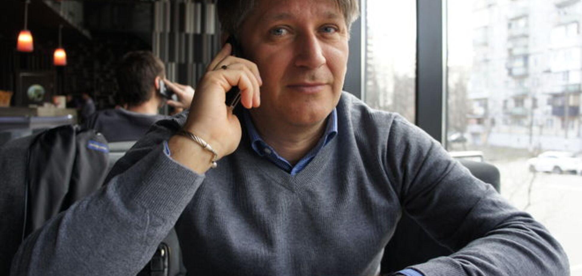 Сергей Ковалец: футбол - бизнес и политика, пора это признать