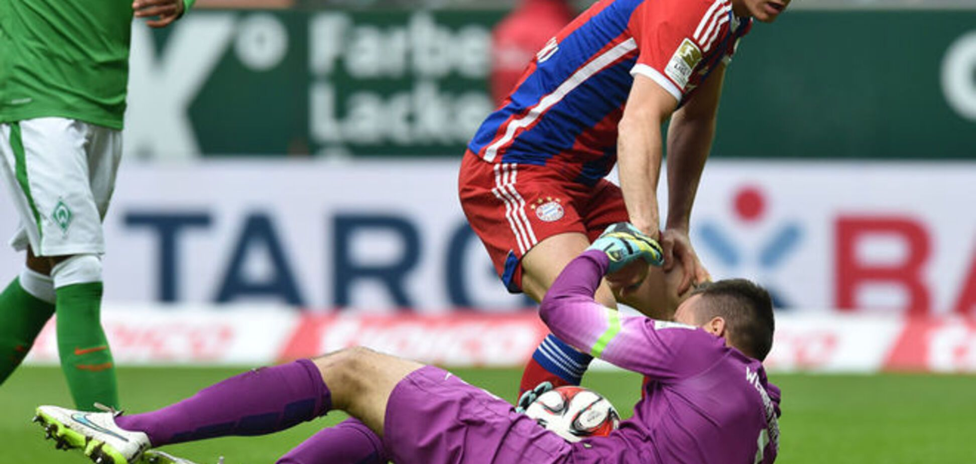 Вердер - Бавария - 0-4: видео-обзор матча
