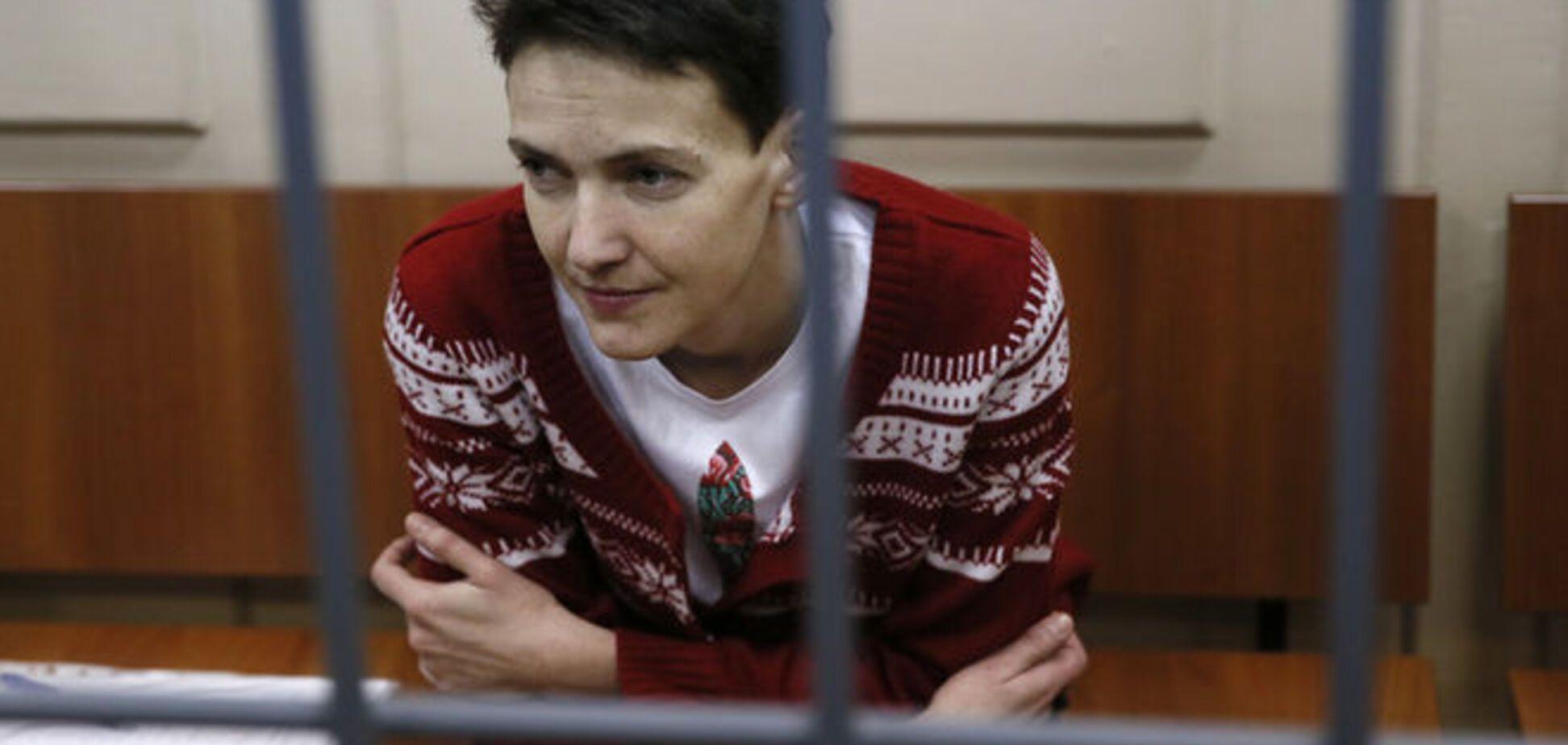 Необратимых изменений в организме Савченко не обнаружено - адвокат