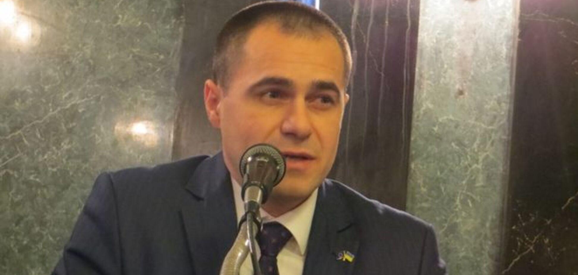Известно имя народного депутата, которого ночью избили на Харьковщине