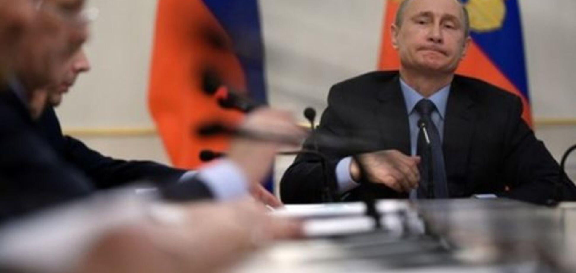 Перевод слов Путина из фильма про Крым