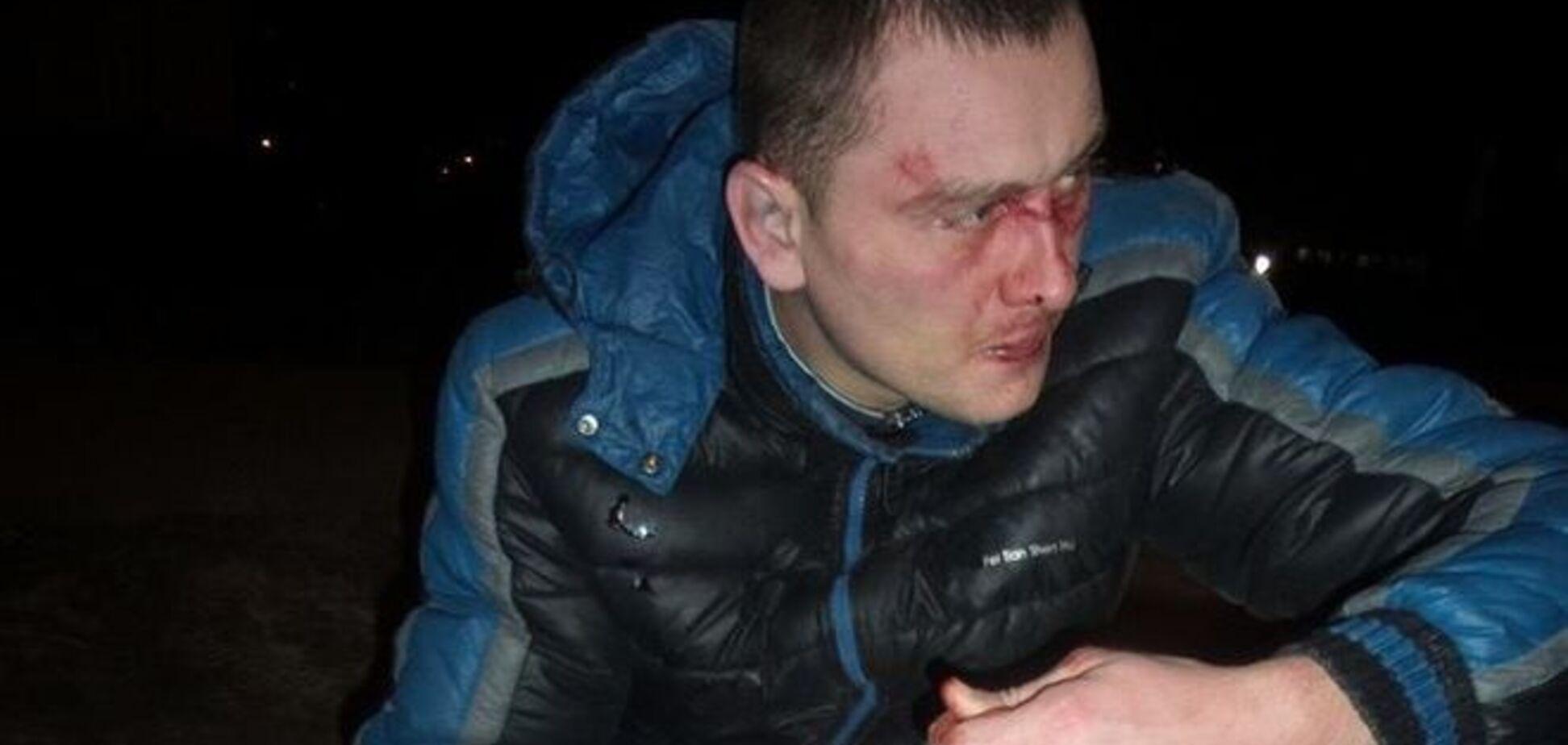 В Киеве поймали маньяка – очевидцы
