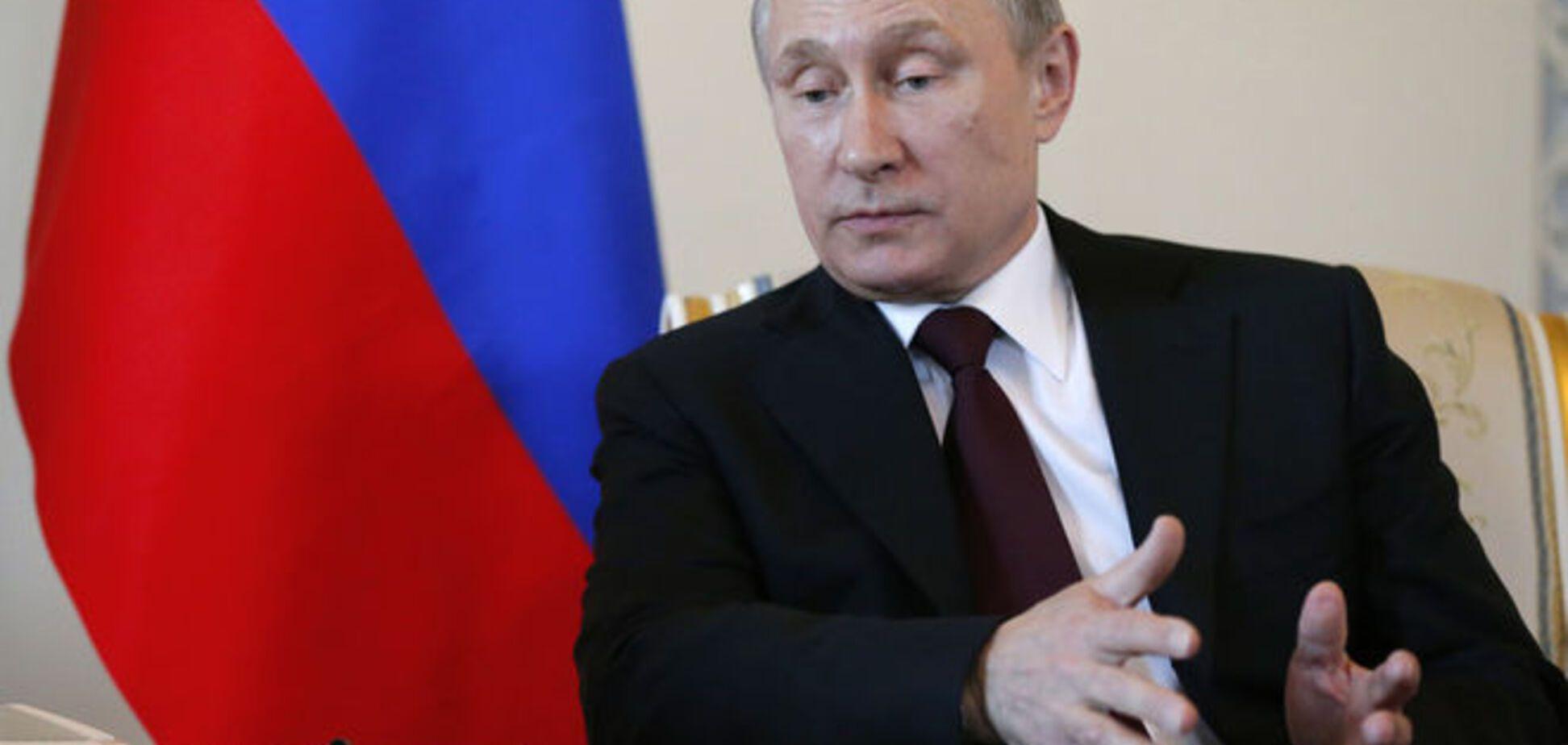 Украине надо думать не о Путине