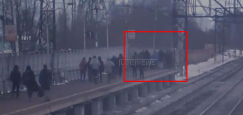 В Москве националисты до смерти избили украинца: видеофакт
