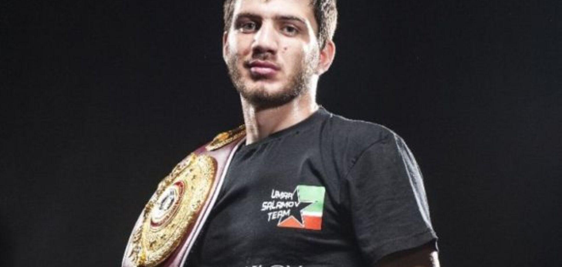 Кличко перевірить на міцність українського чемпіона