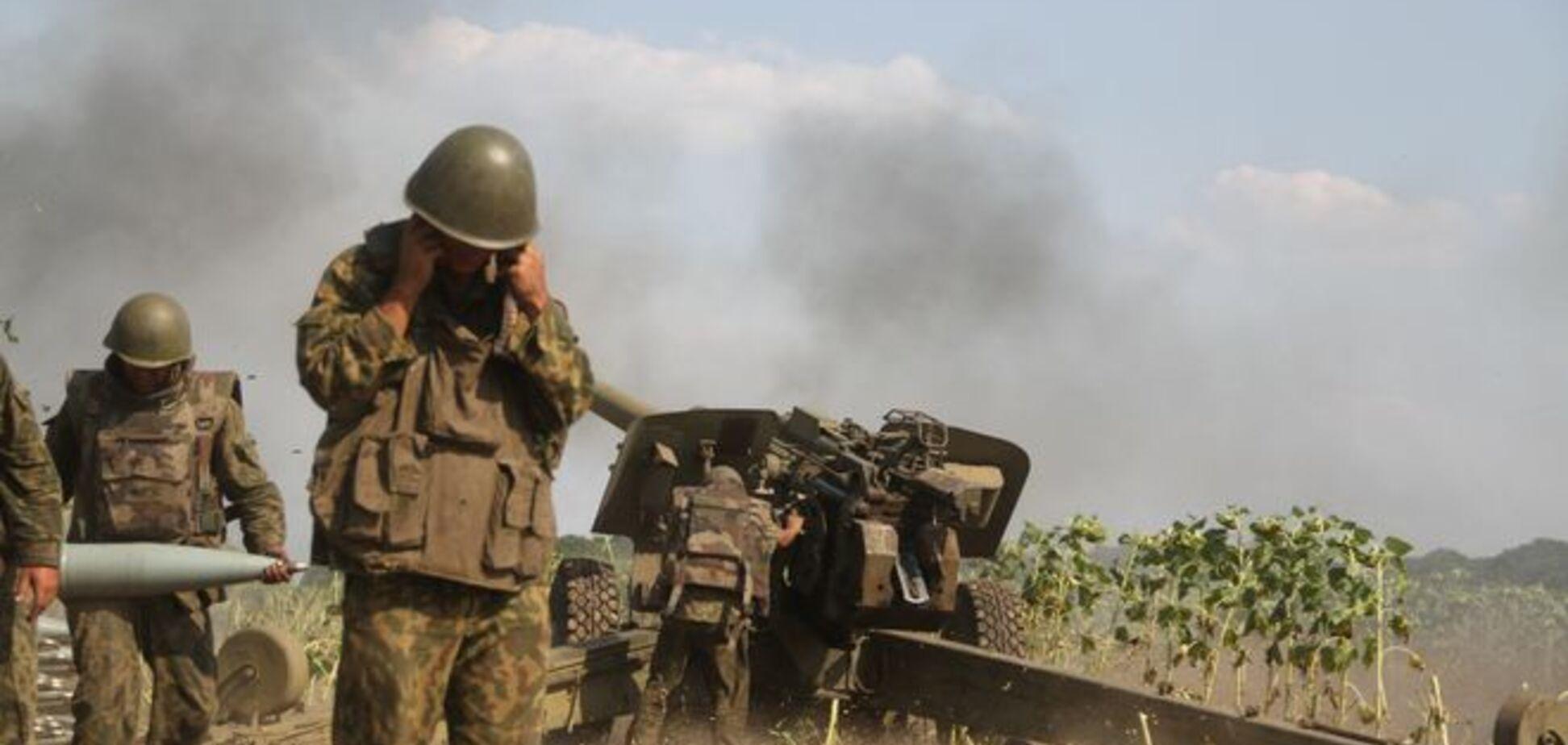 В штабе АТО назвали число убитых террористов с начала операции